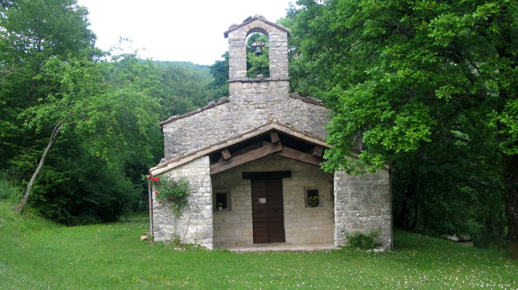 La chiesa di San Michele Arcangelo a Cerreto